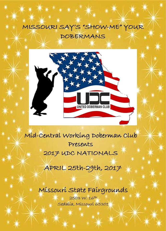 WELCOME TO UDC NATONALS 2017